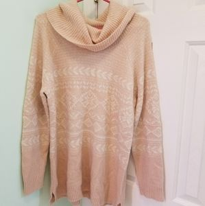 Women's size Large Calvin Klein sweater